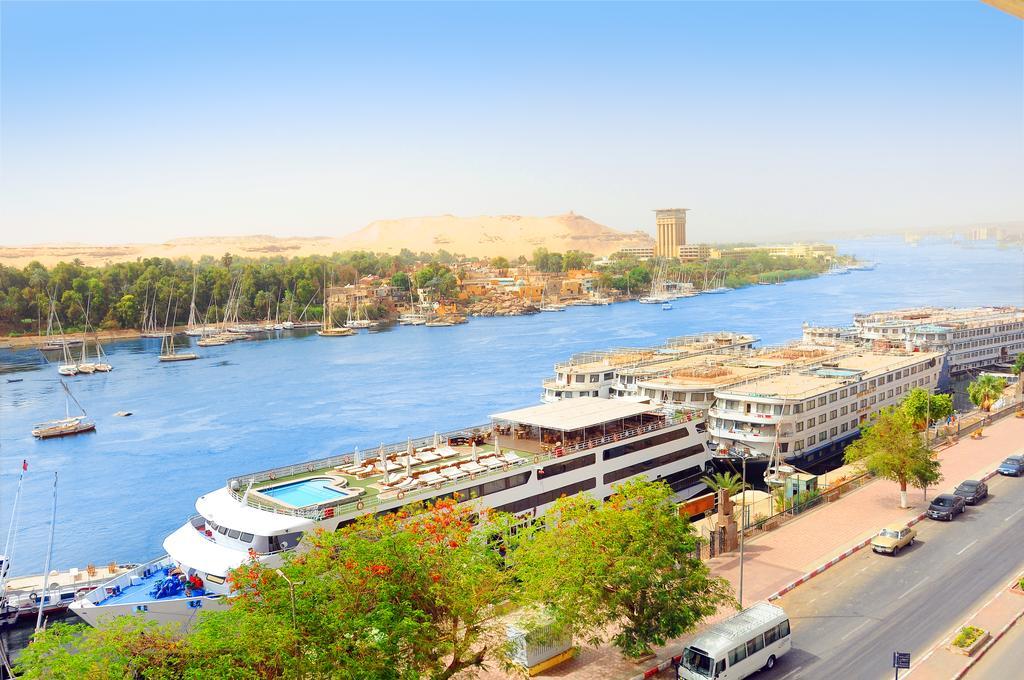 فندق النيل اسوان 3 نجوم