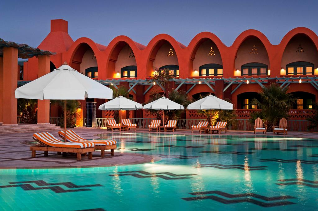 رحلات الغردقة فندق شيراتون ميرامار الغردقة الجونة 5 نجوم