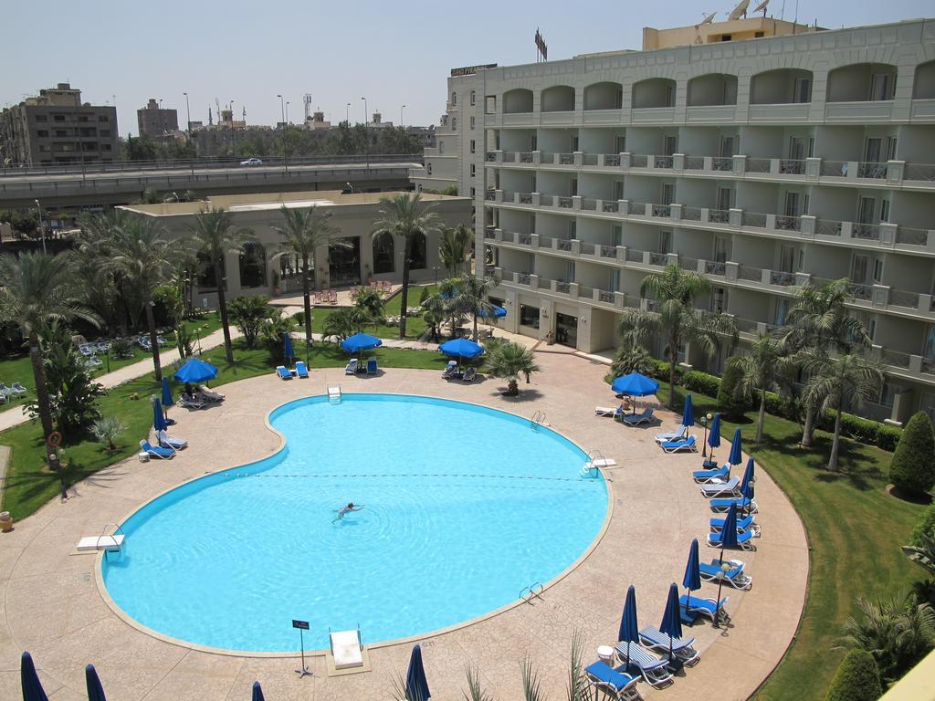 فندق جراند بيراميدز القاهرة 4 نجوم
