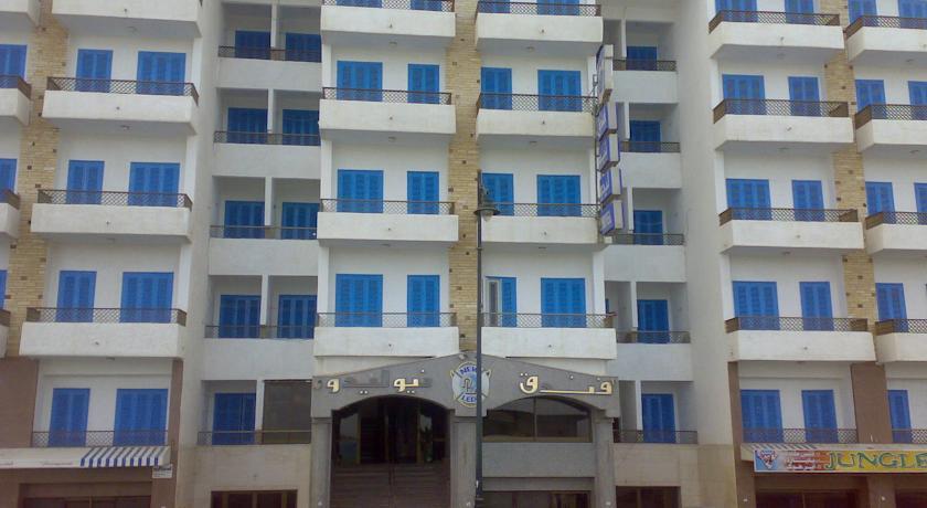 فندق الليدو مرسي مطروح 3 نجوم