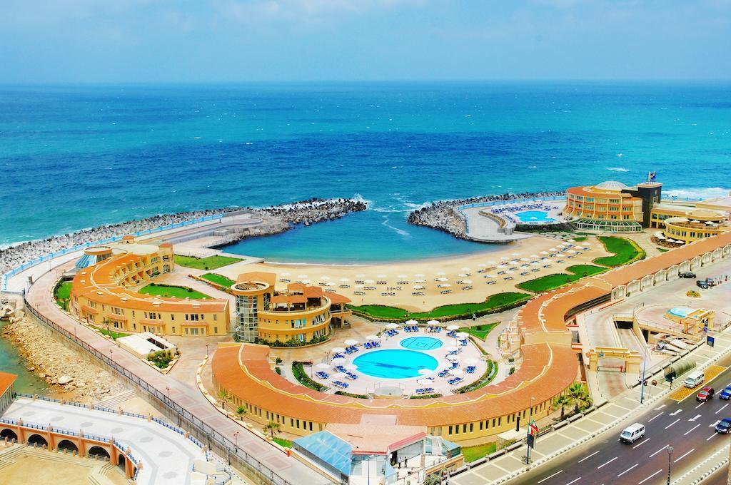فندق ميديترينيان أزور- 5 نجوم الاسكندرية