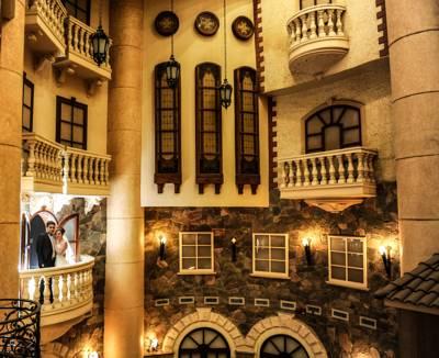 فندق شيري مريسكي 4 نجوم الإسكندرية