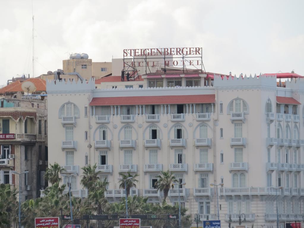 فندق شتيجنبرجر سيسيل الأسكندرية 5 نجوم