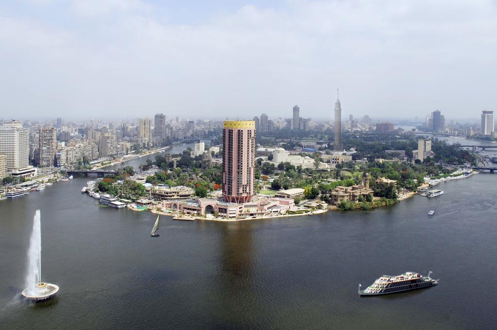 فندق سوفتيل الجزيرة 5 نجوم القاهرة