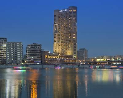 فندق رمسيس هليتون القاهرة 5 نجوم