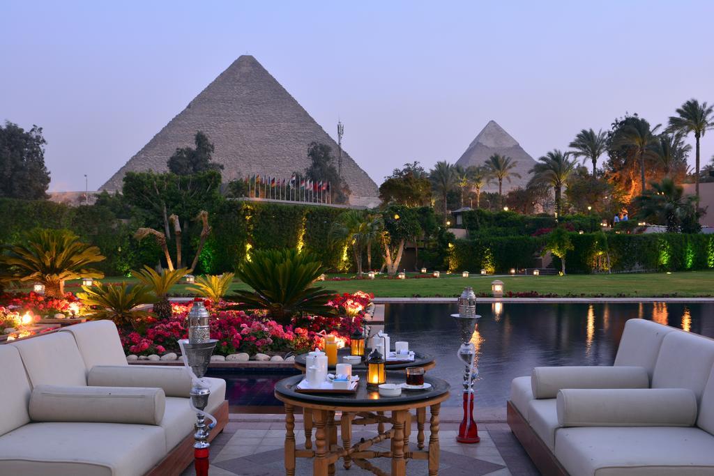 فندق مينا هاوس القاهرة 5 نجوم