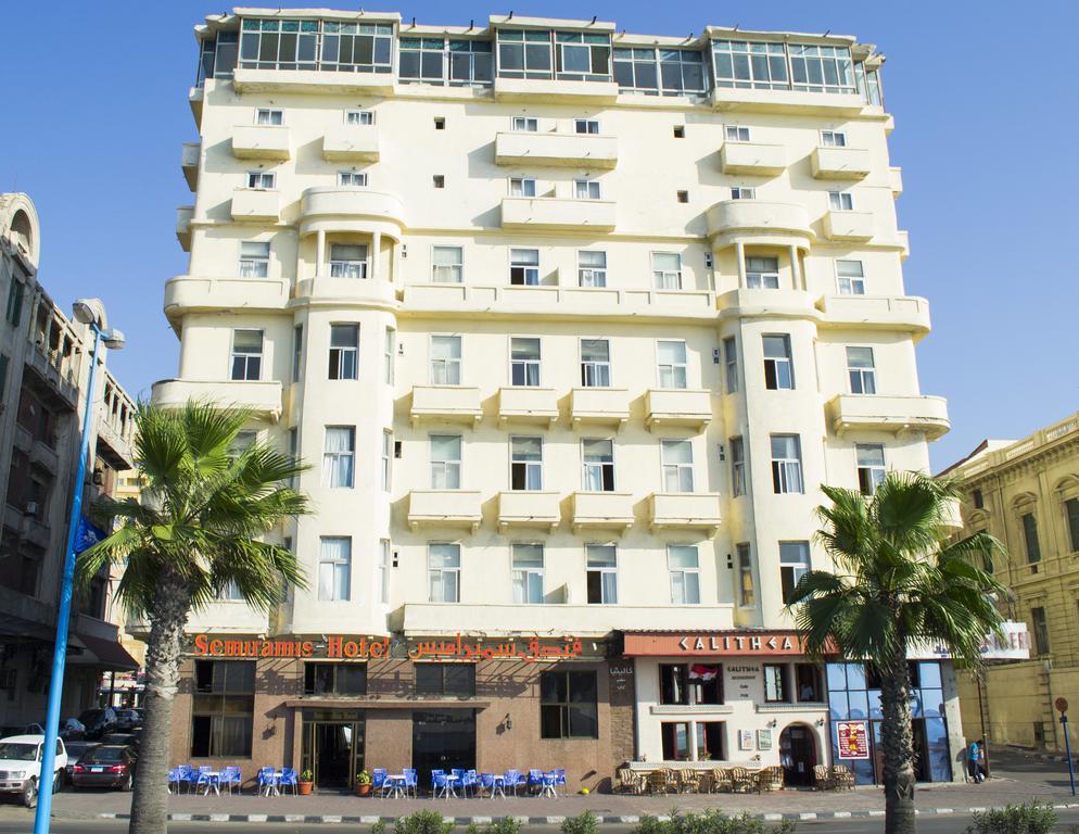 فندق سميراميس الاسكندرية 3 نجوم