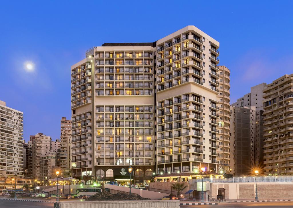 فندق شيراتون المنتزه الاسكندرية 5 نجوم