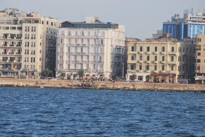 فندق وندسور بالاس الاسكندرية 4 نجوم