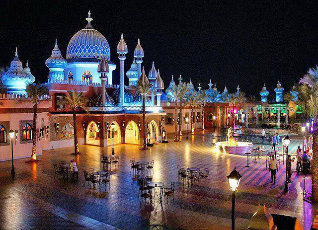 عروض الف ليلة وليلة في شرم الشيخ