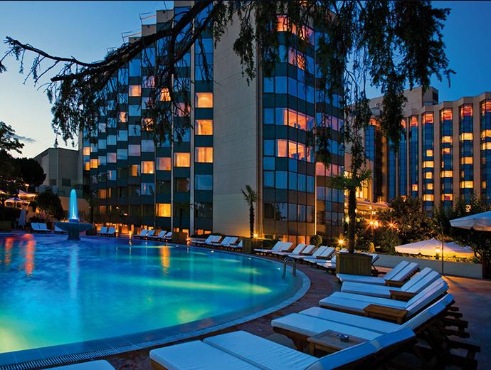 رحلات تركيا فندق إيليت ورلد 5 نجوم اسطنبول