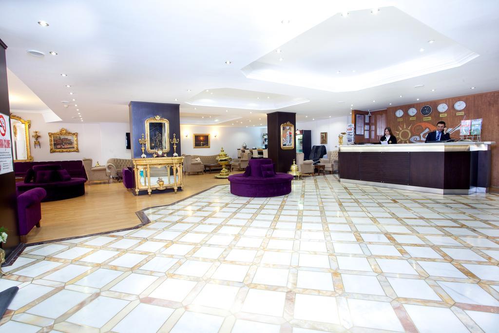 فندق جراند أونس 3 نجوم اسطنبول تكسيم