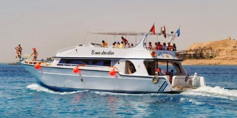 رحلات الي جزيرة الجفتون، رحلات بحرية باليخت