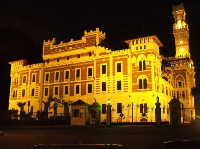 زيارة حدائق وقصر المنتزه الاسكندرية| قصر الملك فاروق